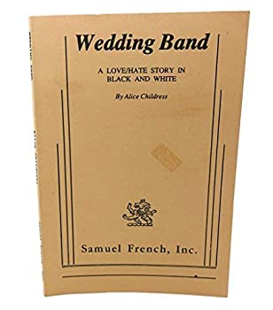 Paperback Wedding Band: A Love/Hate Story in Black and White Book