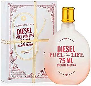 Diesel Fuel For Life Summer for Women 75ml Eau de Parfum