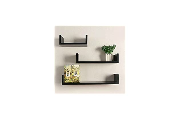 Fine Best Bedroom Shelves For Walls Amazon Com Interior Design Ideas Inesswwsoteloinfo