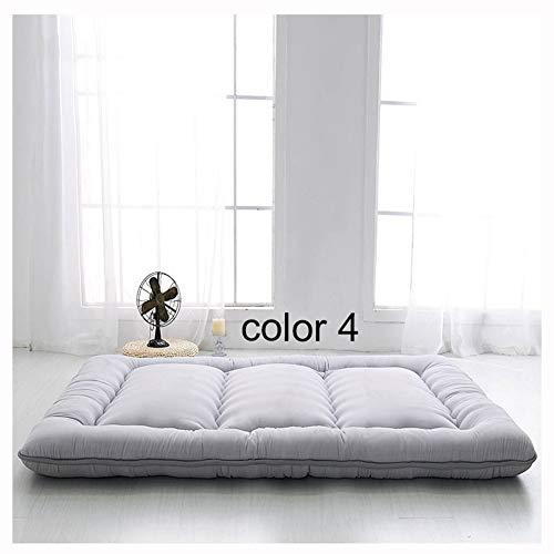 WGXY Candy Color Tatami mat matratze matratze pad Schlafzimmer schlafsofa Stuhl Yoga matratze,#4,1.5x2.0m
