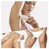Braun Silk-épil 5 5-620 – Epilierer für Frauen für eine sanfte Haarentfernung, weiß/rosa - 5