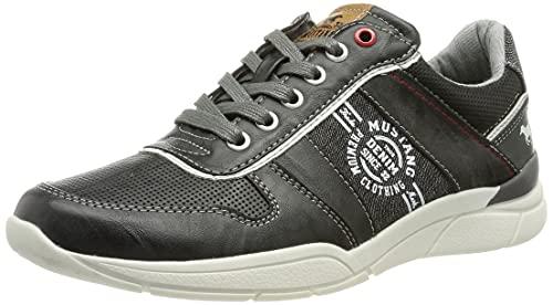 MUSTANG Herren 4138-307-200 Sneaker, stein, 44 EU