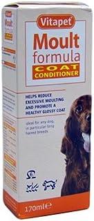 Bob Martin Vitapet Moult Formula Coat Conditioner for Dog and Cat 400Ml