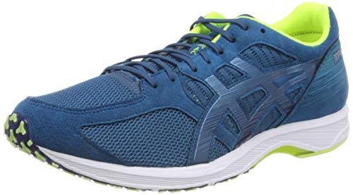 Asics Tartherzeal 6, Zapatillas de Running para Hombre, Azul (Deep Aqua/Jungle 401), 42 EU