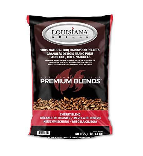 Louisiana Grills Pennsylvania Cherry 55404 Pellets