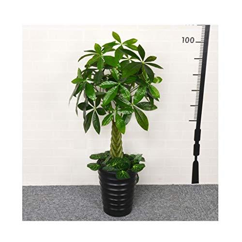 Kunstmatige Simulatie Pachira Macrocarpa Binnen Grote Plastic Groene Plant Woonkamer Decoratie Bonsai Potted 718
