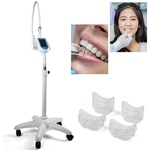 Lámpara de blanqueamiento dental 3 en 1, instrumento de blanqueamiento dental, acelerador, LED