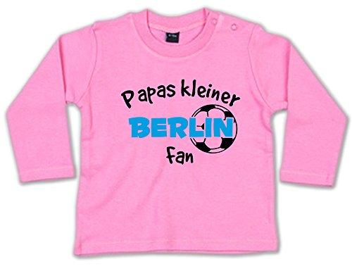 G-graphics Papas Kleiner Berlin Fan Baby Sweatshirt 268.0233 (3-6 Monate, pink)