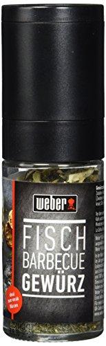 Weber GWM Fisch Barbecue Gewürz, 18 g