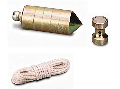 NUSAC 1843H7 - Plomada Iman 500 Grs