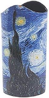 John Beswick SDA029 Van Gogh-Starry Night, Vase, Porcelain, Multi-Colour, 15.5 x 10 x 30 cm