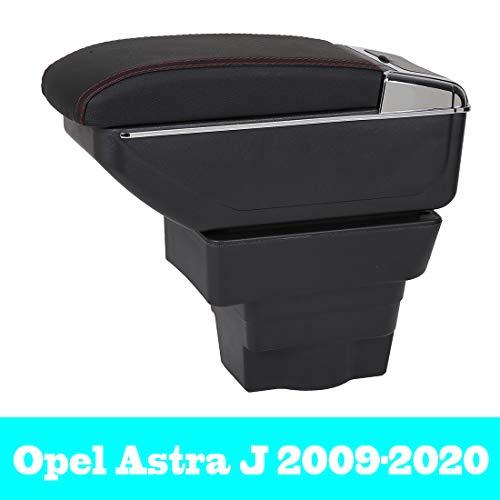 Caja de reposabrazos de coche para Astra J 2009-2020 Consola central de...