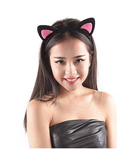 Crazy Night Cute Cat Ear Headband Costume Favors Accessories