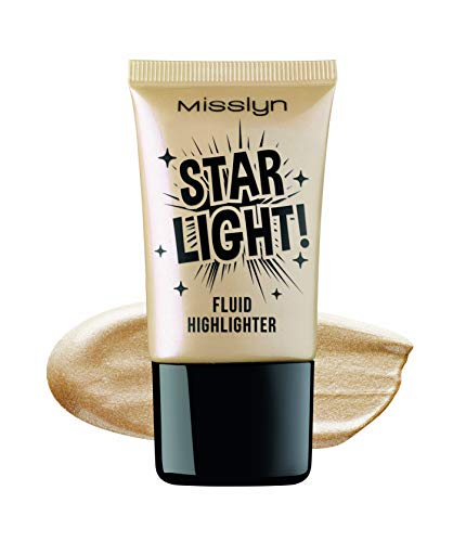 Misslyn Star Glow! Fluid Highlighter Big Bang Glow!, 17 ml