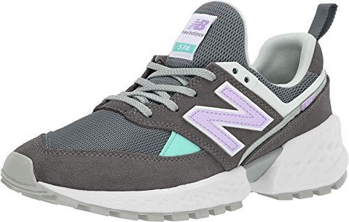 New Balance WS574 W Calzado Grau