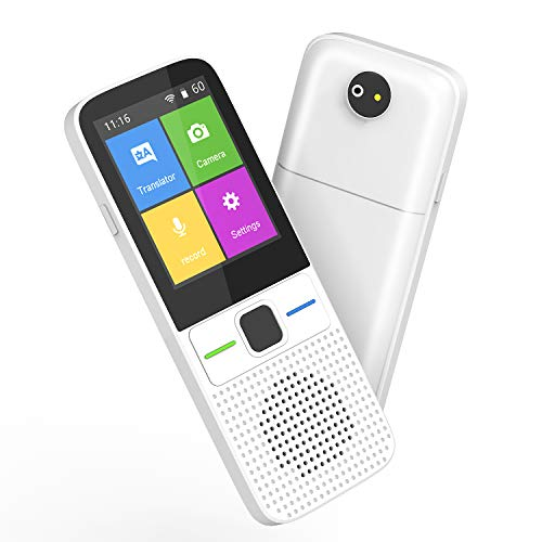 Language Translator Device Smart–JOYSAE Intelligent Two...