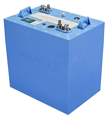 RELiON Insight GC2 30Ah 48 Volt Lithium Iron Phosphate Golf Cart Battery