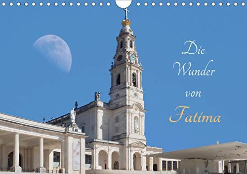 Die Wunder von Fatima (Wandkalender 2021 DIN A4 quer)
