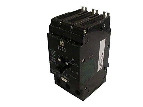 SCHNEIDER ELECTRIC 480Y/277-VOLT 40-AMP EGB34040 Miniature Circuit Breaker 480Y/277V 40A