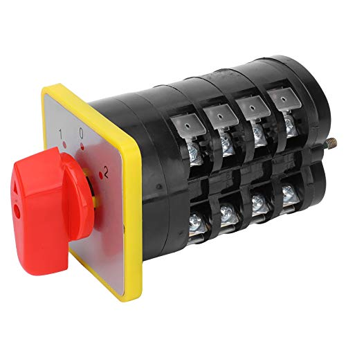 Interruptor giratorio universal, interruptor de cambio de posición, interruptores de leva eléctricos LW5D-16D1050 / 4 110‑380V 16A
