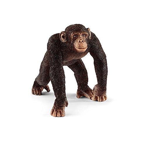 Schleich- Figura chimpancé macho