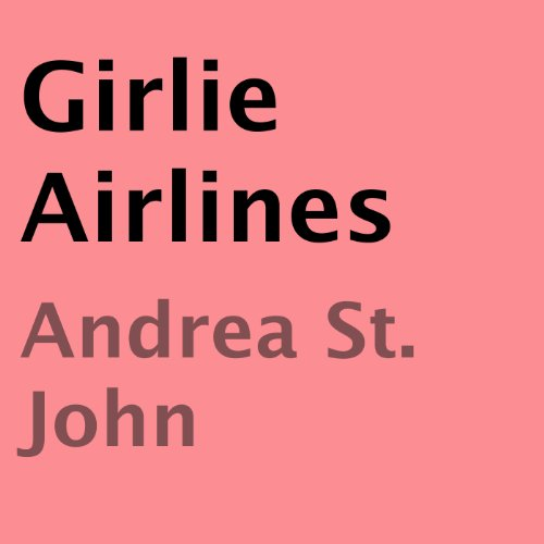 Girlie Airlines audiobook cover art