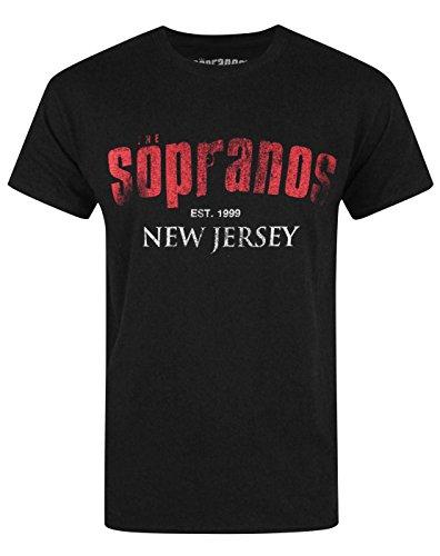 Herren - Official - The Sopranos - T-Shirt (L)