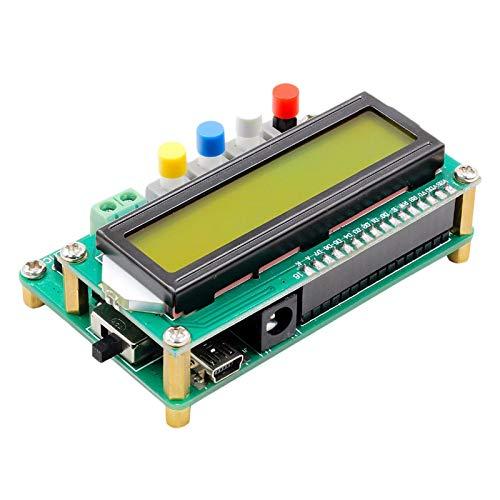 Fauge Lc100-A Lcd Digitale Ad Alta Precisione Induttanza Capacità L/C Misuratore Condensatore Frequenza di Frequenza 1Pf-100Mf 1Uh-100H Clip di Prova Lc100-A