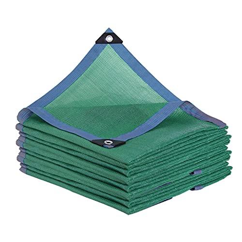 KHUY Toldos Exterior Terraza Malla Sombreo Verde para Patios Backyard Sunshade Genible Coche Sun Shade, Toldo Vela Rectangular, Toldos Vela Exterior Canopy Aire Libre (Size : 3x5m)