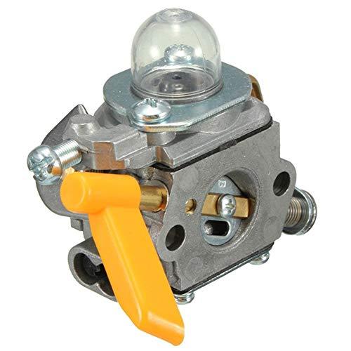 Carburador de la motocicleta en carbohidratos, carbohidratos Moto carburador For Homelite C1U-H60 carburador Carb Bombeador Carburador kit de reconstrucción de Reacondicionamiento