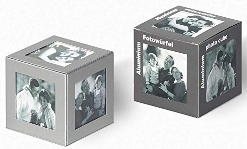Walther MW100M - Cubos de aluminio para 6 fotos
