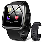 Hommie Orologio Smartwatch Donna Uomo Touch Screen, Orologio Fitness Donna...
