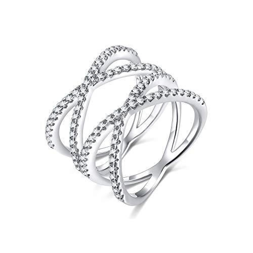 double cross ring - 6