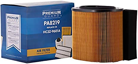 PG Air Filter PA8219  Fits 2017-19 Ford F-250 Super Duty, F-350 Super Duty, 2017 F-450 Super Duty, F-550 Super Duty