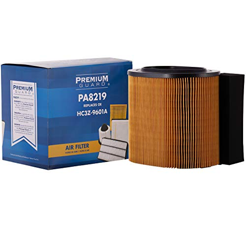 PG Air Filter PA8219| Fits 2017-19 Ford F-250 Super Duty, F-350 Super Duty, 2017 F-450 Super Duty, F-550 Super Duty