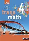 Transmath 4e - Format compact - Nouveau programme 2016 by Anne Jorioz (2016-07-16) - Nathan - 16/07/2016