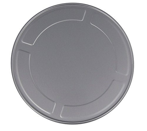 Filmdose Hollywood Silber aus Aluminium 18 x 4.2 cm, 180 x 42 CC Film Hollywood