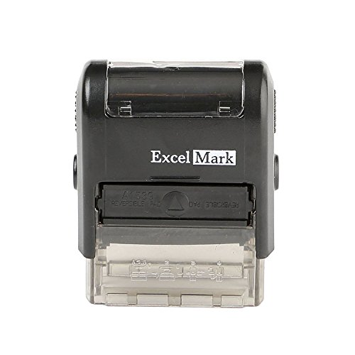 SECOND REQUEST Self Inking Rubber Stamp - Red Ink (42A1539WEB-R) Photo #3