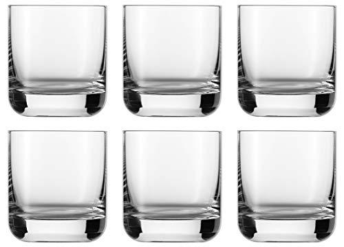 Schott Zwiesel 7544163 Convention Coffret de 6 Verres à Whisky Cristal Transparent 28,5 cl