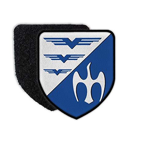 Copytec Patch USLw Unteroffizierschule der Luftwaffe Bundeswehr Deutschland #36168
