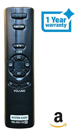 SONY Home Theater AV Music System ANU 156 Remote Control | 1...