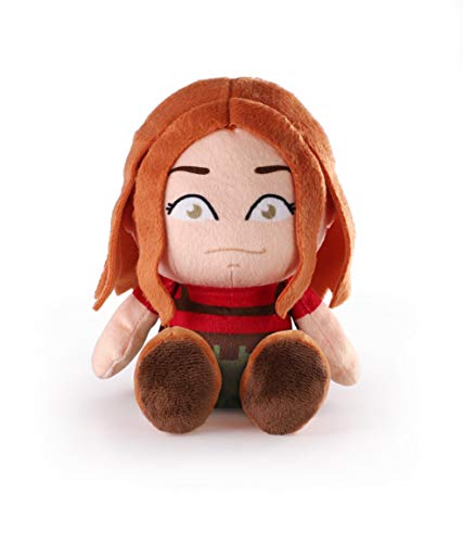 The Noble Collection Jumanji Ruby Roundhouse Plush