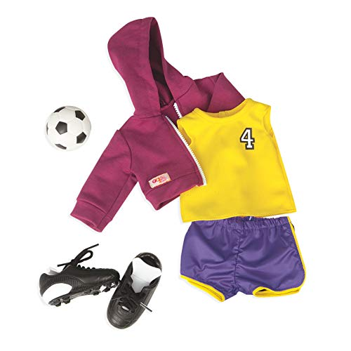 Our Generation 44317 - Outfit - Fußball