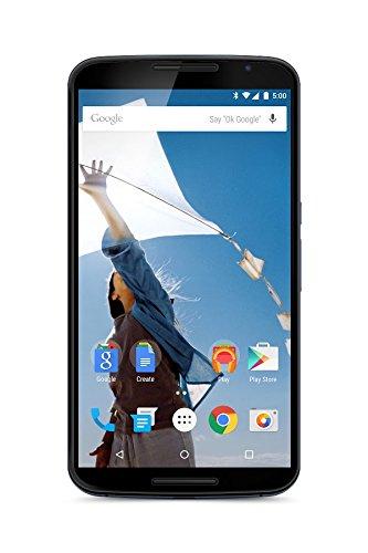 Nexus 6 - blu - 64 GB - 4G - Smartphone