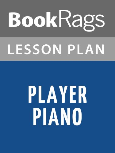 Lesson Plans Player Piano (English Edition)
