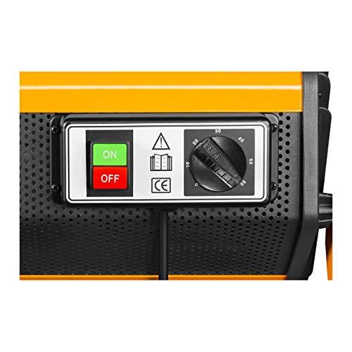 MSW Lacktrockner Infrarot Trockner Strahler IR-DRYER1000 1100 W 1 Strahler 40-100 °C Bild 2*
