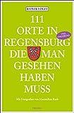 Buchcover 111 Orte in Regensburg...