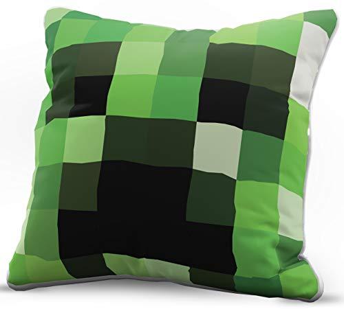 Jay Franco Minecraft Decorative Pillow Cover Mooshroom