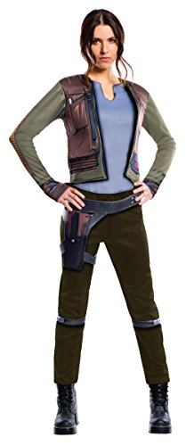 STAR WARS Rogue One Story Jyn ERSO Deluxe Adult Costume Medium