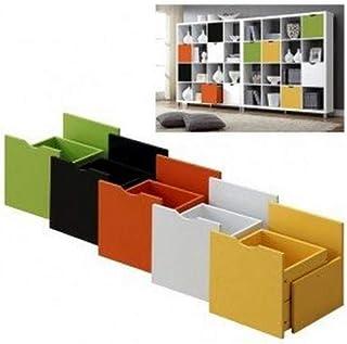 Kit Closet kubox Madera Blanco